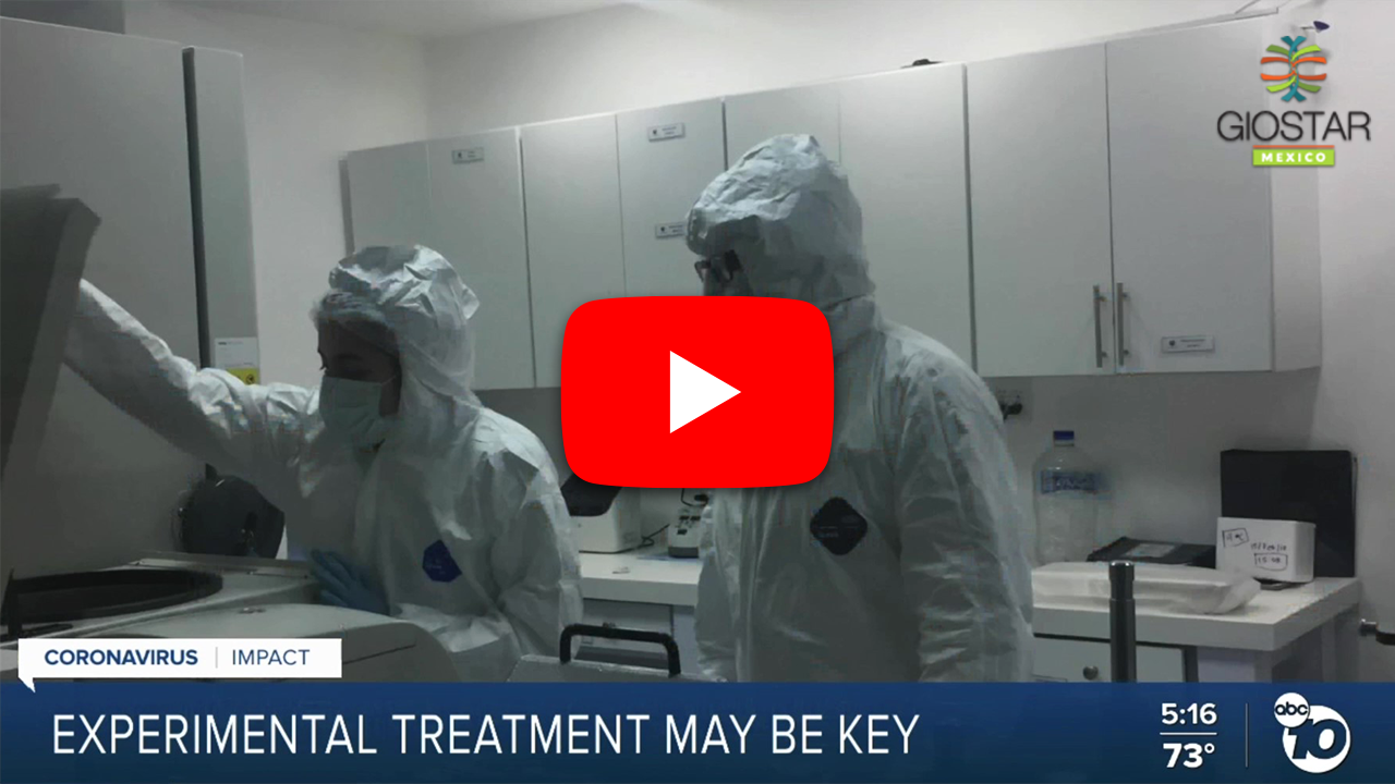 Stem Cell Therapy for Covid 19 Patients